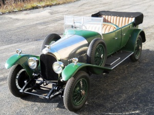 1925 Bentley 3-Litre Touring by Gurney Nutting