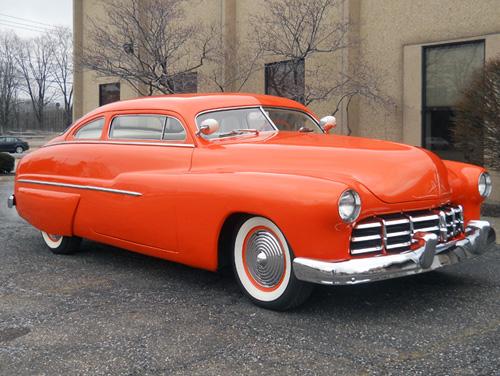 Vintage Motor Cars Page